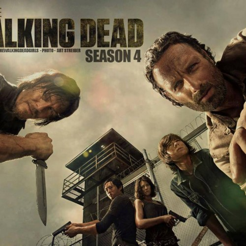 NR Podcast #22b: The Walking Dead Ep 401 and Agents of SHIELD Ep 104 Recap