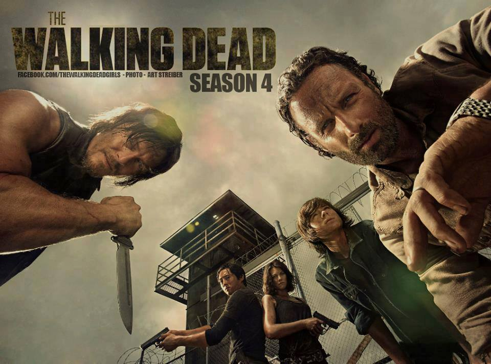 Walking Dead character returns in the second half of Season 4 - Nerd ...