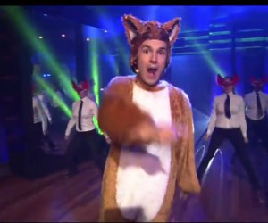 What does the fox say ylvis jimmy fallon