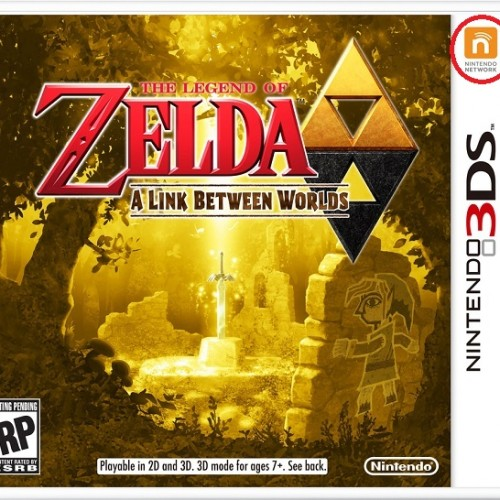 The Legend of Zelda: A Link Between Worlds coming November 22nd