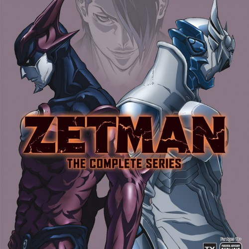 Zetman anime series heads to Blu-ray and DVD November 5th