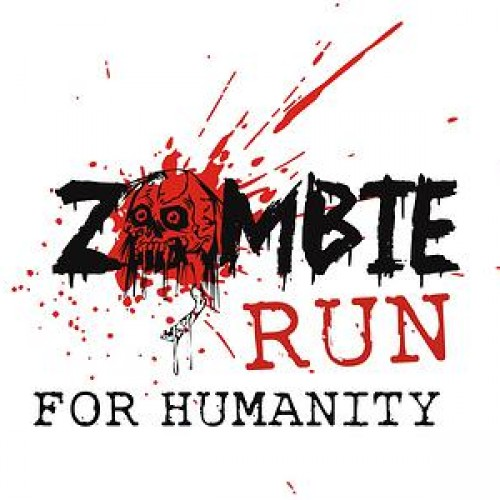 Braaaaains! For Charity! Zombie Run for Humanity!
