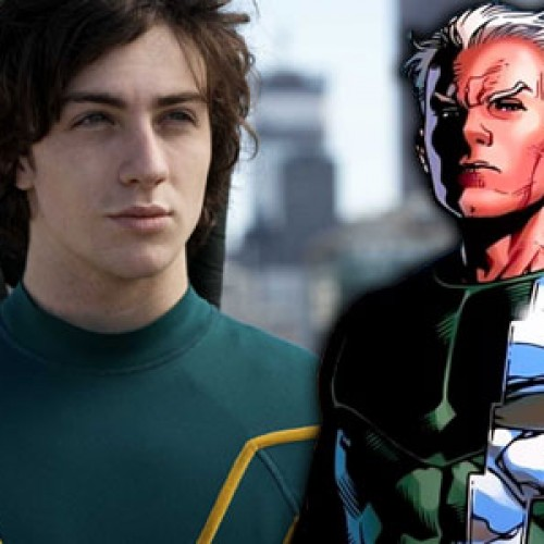 Aaron Taylor-Johnson has joined Avengers: Age of Ultron as Quicksilver
