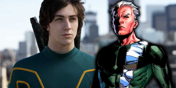 Avengers: Age of Ultron: Aaron Taylor-Johnson cast as Quicksilver