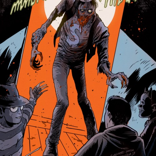 'Afterlife with Archie' brings shambling horror to Riverdale