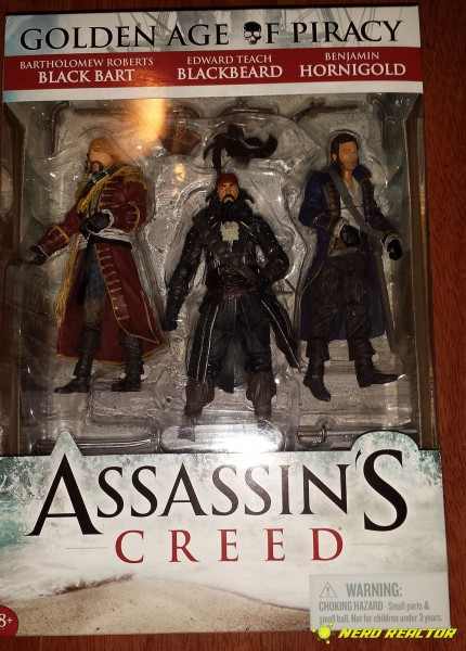 assassin's creed golden age of pirates
