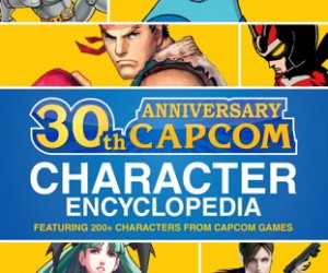capcom character encyclopedia