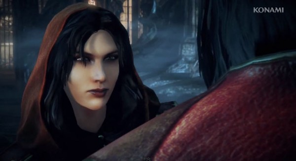 castlevania lords of shadow 2d