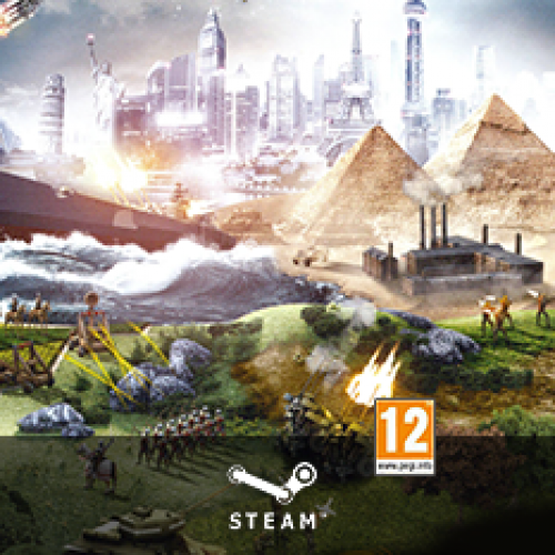 Want Sid Meier's Civilization V or Mafia 2 for free? Enjoy!