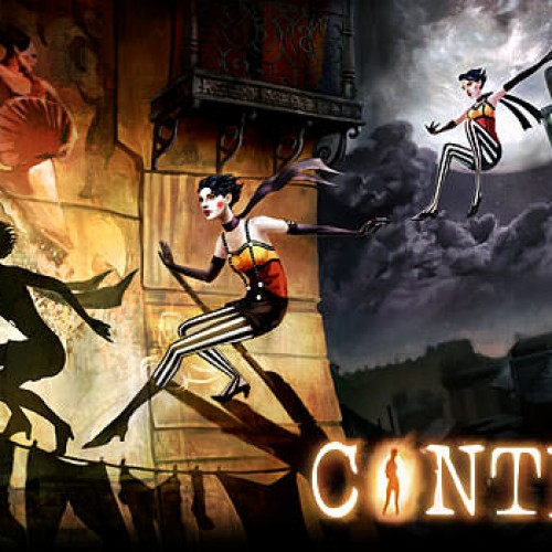 Get a backstage look at the new Contrast trailer