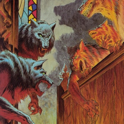The macabre illustrations of Bernie Wrightson