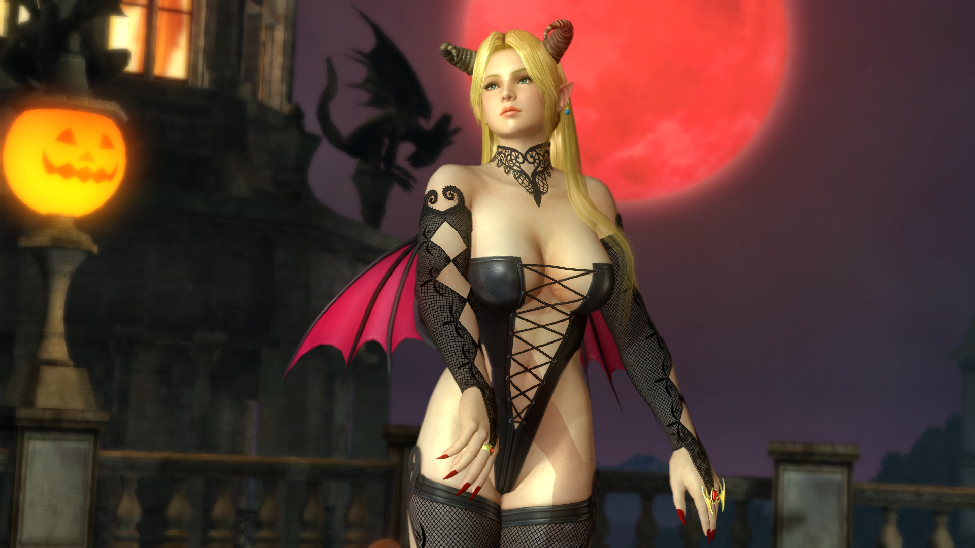 Dead Or Alive 5 Ultimate Gets The Ultimate Halloween Dlc