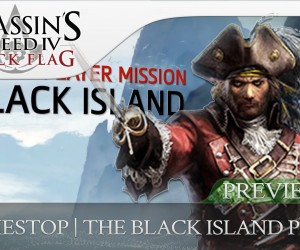 gamestop black island assassin's creed iv  black flag