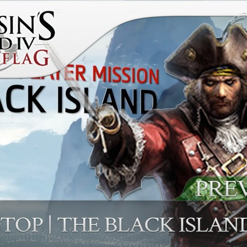 Become Captain Morgan in the Assassin's Creed IV Black Flag 'Black Island Pack'