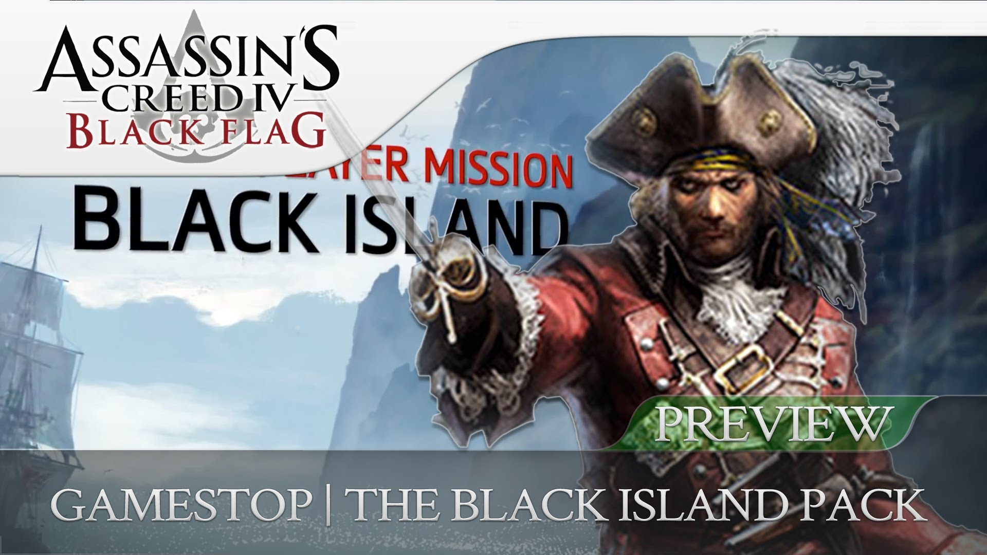 Become Captain Morgan In The Assassins Creed Iv Black Flag Black