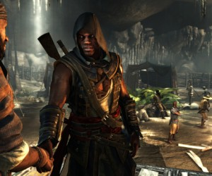 adewale assassin's creed IV black flag dlc