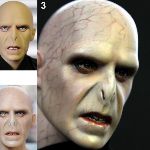 Lord of the Rings and Harry Potter dolls look more realistic with these repaints