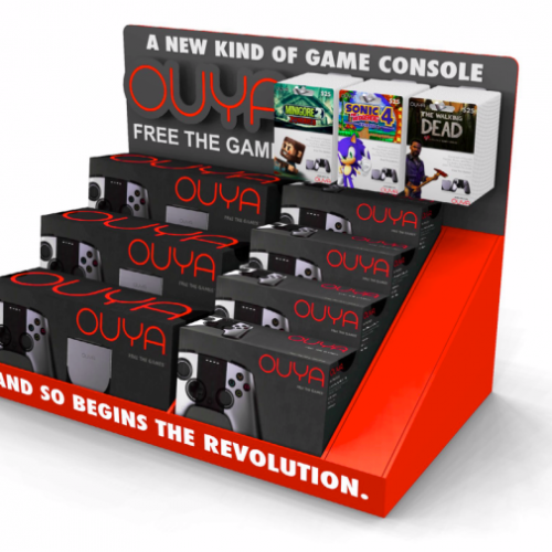 Ouya, the Android console, hits big and heads to Target stores nationwide
