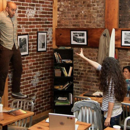 'Telekinetic Coffee Shop Surprise': Viral marketing from upcoming movie 'Carrie'