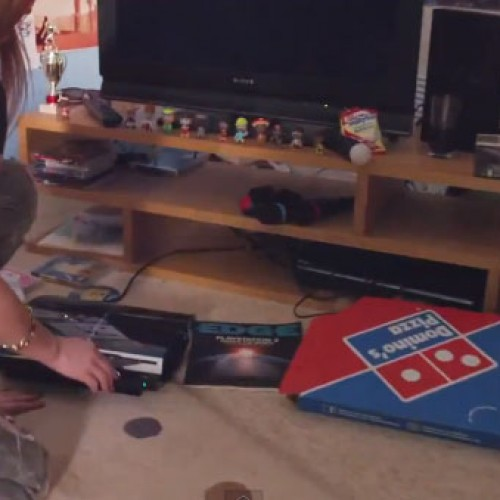 PS4 commercial takes us back to 1995 and beyond