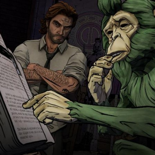 Check out The Wolf Among Us launch trailer