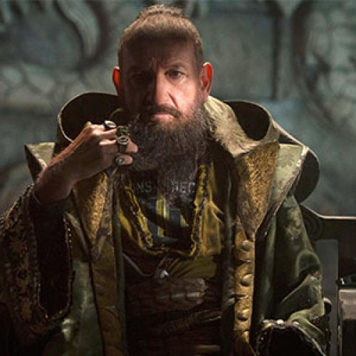 Ben Kingsley teases Trevor being created by the Mandarin