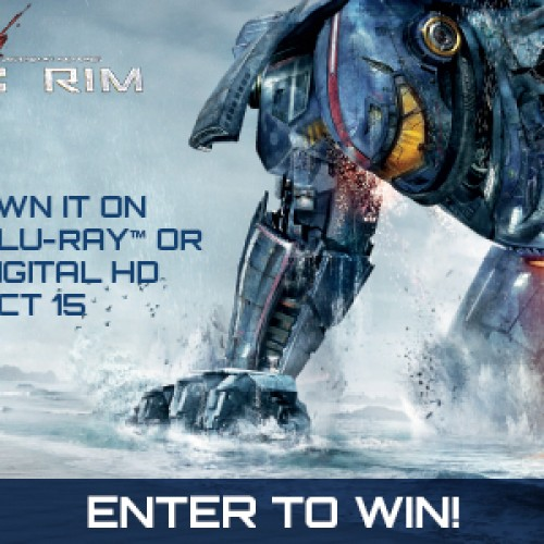 Contest: Pacific Rim Blu-ray giveaway