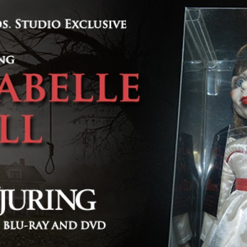 Contest: Annabelle Doll from The Conjuring Giveaway