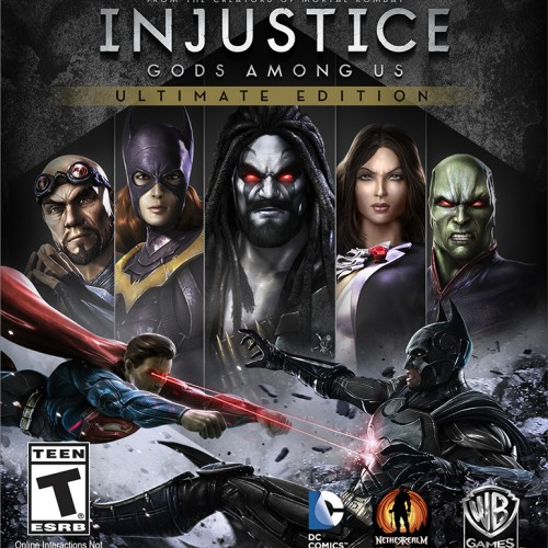 Injustice: Gods Among Us gets an Ultimate edition
