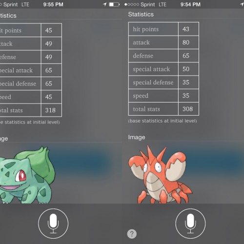Upgrade your iPhone to a Pokédex TODAY!