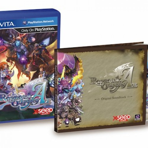 Ragnarok Odyssey ACE coming in 2014 for PlayStation 3 and PlayStation Vita
