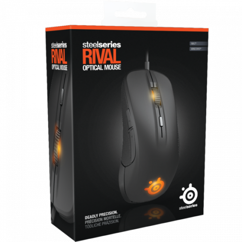 Steelseries announces new gaming mouse, The Rival