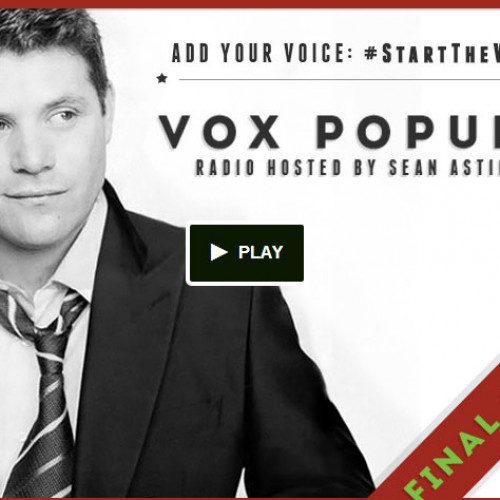 Awkward Conversations: Ep. 10 Retro Edition : Chat with Sean Astin and Vox Populi