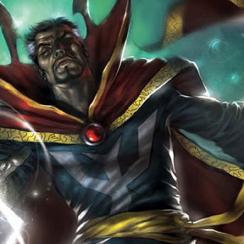 See what Joaquin Phoenix might look like as Marvel's Doctor Strange