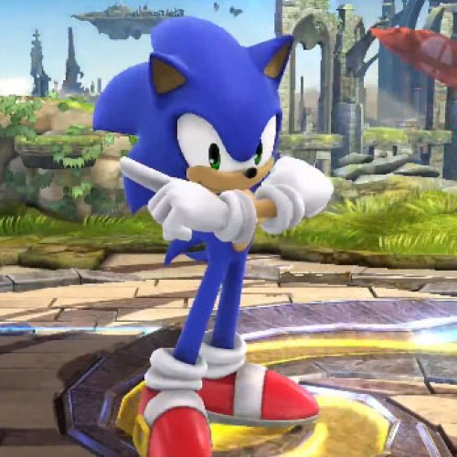 Sonic the Hedgehog added to Super Smash Bros. Wii U roster