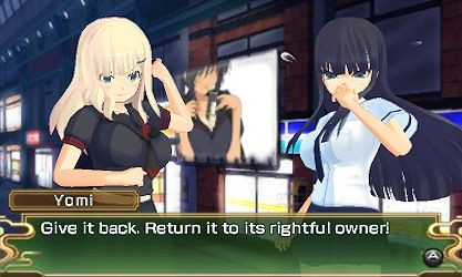 Senran Kagura Burst Is A Game That Caters To The Anime Fans Who Get A Kick Out Of Watching Busty Girls Kicking Ass Sexy Transformations Having Their
