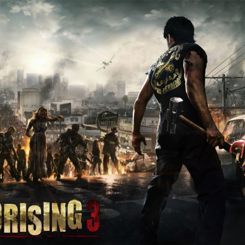 Excited for Dead Rising 3? Here are 18 minutes of zombie killing gameplay