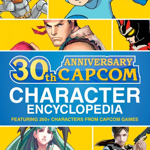 Capcom 30th Anniversary – Character Encyclopedia (review)