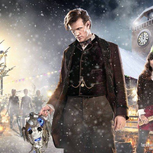 """Doctor Who: """"The Time of the Doctor"""" schedule"""