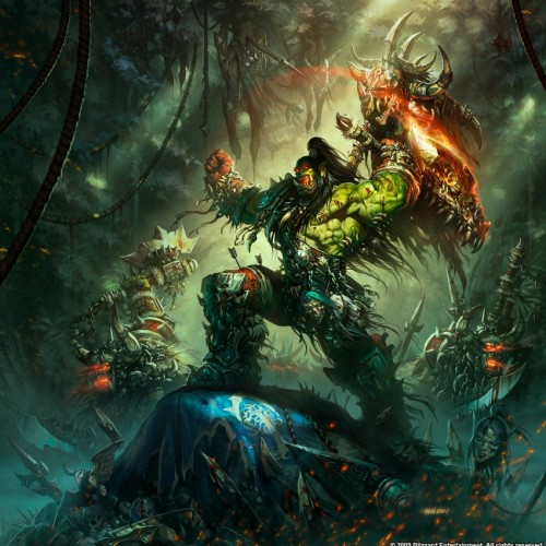 Rumor: Blizzard files trademark for 'Warlords of Draenor'; World of Warcraft expansion