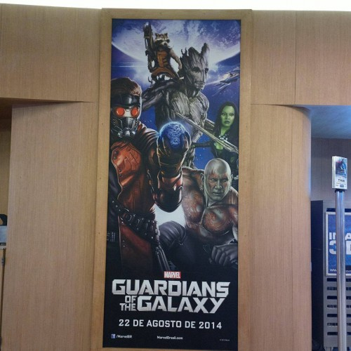Guardians of the Galaxy promo art found!