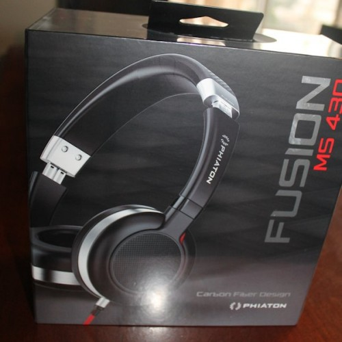Phiaton Fusion MS 430 headphones review