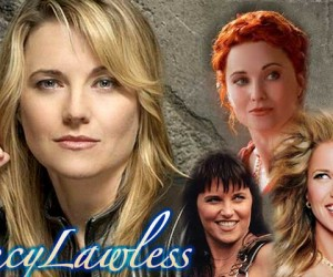 Lucy Lawless Xena Con
