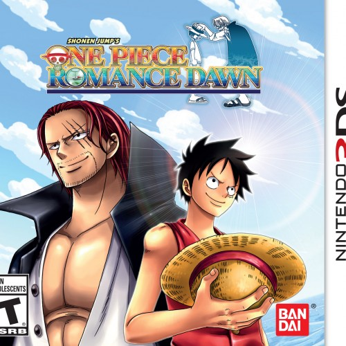 One Piece: Romance Dawn coming to the Nintendo 3DS