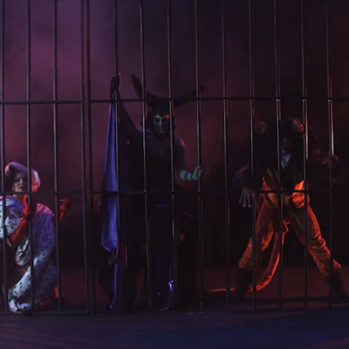 Chicago's 'Cell Block Tango' gets Disneyfied