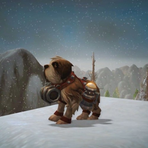Blizzard releases new mount and Make-A-Wish pet for WoW
