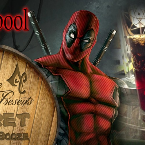 Learn to make a Deadpool cocktail