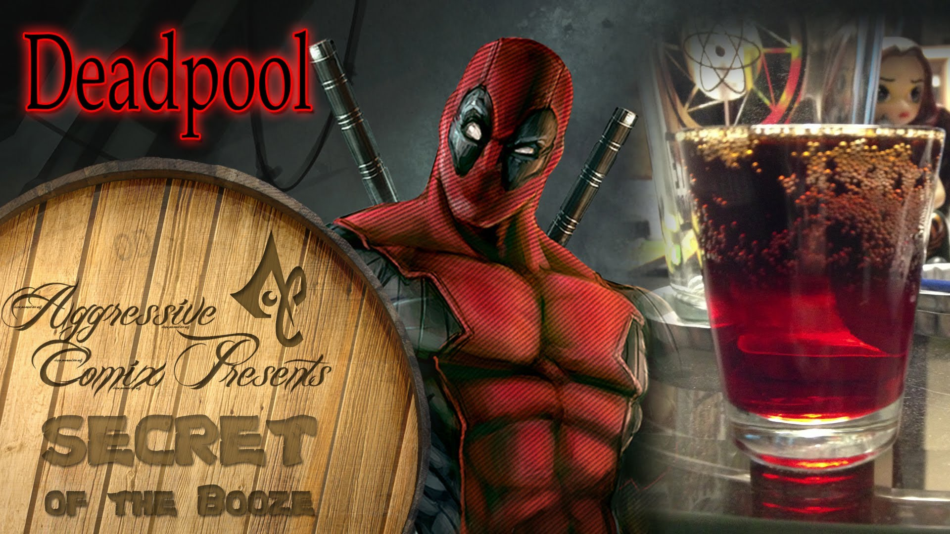deadpool secret of the booze