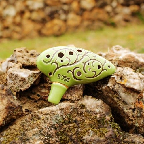 The Hobbit Ocarina from STL Ocarina (review)