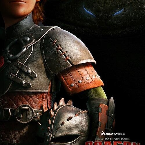 How to Train Your Dragon 2 gets a poster!